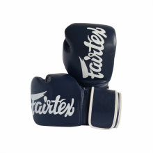 FAIRTEX Boxing Gloves BGV14 Blue 10 Oz