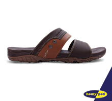 HOMYPED SATYA 02 Men Sandals Coffee