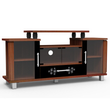 SUPER Rak dan Meja TV AV 856 French Walnut