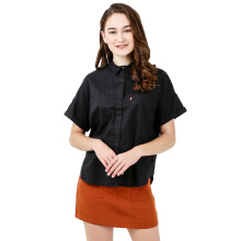 LEVIS SS Holly Shirt Jet Black [22798-0022]