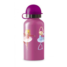 Crocodile Creek Stainless Steel Bottle Ballerina - 400ml