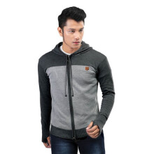 INFICLO - SWEATER RAJUT KASUAL PRIA - SMD 658 - ABU SIZE- ALL