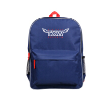 The X Woof Sporty Backpack Water Resistant Wpack 2.0 Blue Blue