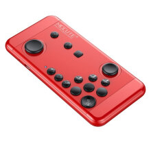 [OUTAD] Mocute 055 Bluetooth Gamepad Wireless Gaming Controller Handheld Joystick Red