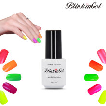 BlinkinGel Nail Gel Lak Polish UV LED Lamp Color Neon Gel Varnish Gels for Nails Gel Professional 162 Colors 6ml choose any color