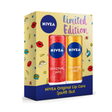 NIVEA Sparklip - Yellow Package