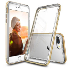 Rearth iPhone 7 Plus Case Ringke Frame - Royal Gold Royal Gold