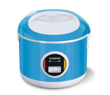 Sanken SJ-3010 Rice Cooker Blue [2 L] Blue