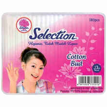 Selection Cotton Bud Selection 180