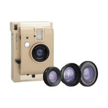 Lomography Instant Camera & Lenses - Yangon Edition -