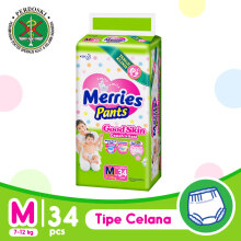 MERRIES Good Skin Popok Pants M - 34