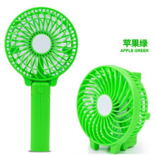 Yabes Handy Mini Fan 2 in 1 (Kipas Angin Tangan + Senter LED)