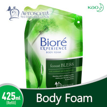 BIORE Body Foam Forest Bless Pouch 425 ml