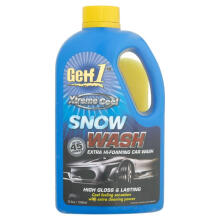 Getf1 Xtreme Cool Snow Wash Extra Hi-Foaming Car Wash Shampoo - Sampo Cuci Mobil - 1 Liter