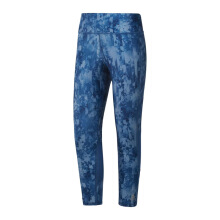 REEBOK Run 3/4 Tight - P1 - Bunker Blue F18-R