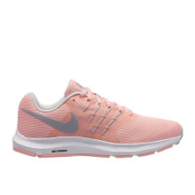 NIKE Wmns Nike Run Swift - Bleached Coral/Wolf Grey-Pure Platinum-White