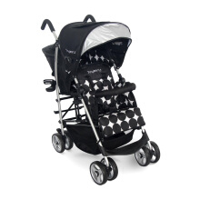 TINYWORLD Double Twin Tandem Stroller