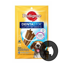 PEDIGREE 98 gr denta stix medium dog
