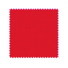 Evamats Puzzle Polos 30 x 30 - Red 10 Pcs