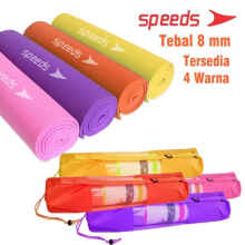 Lbagstore Best Shop Price Matras Yoga Mat Karpet Spons Tikar Camping 173 x 61CM 8MM Tebal + Tas