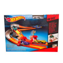 HOTWHEELS Track Set Mega Rally Set BGJ08-BGJ10