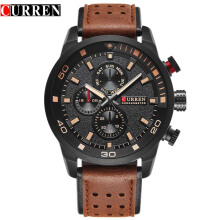 CURREN Men Business Watches Top Luxury Brand Quartz Watch 8250