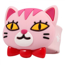 Kidmia Child Loss Prevention Alarm - Pink Cat