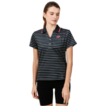 YONEX Ladies Polo T-Shirt - Black