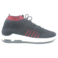 Dr. Kevin Men Sneakers 13363 - Black/Red