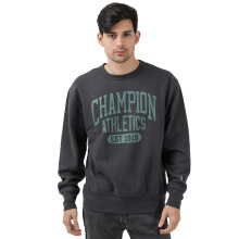 CHAMPION Heritage Fleece Crew - Grey Scarf