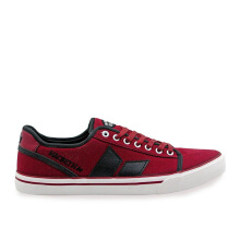 MACBETH James - Oxblood Black