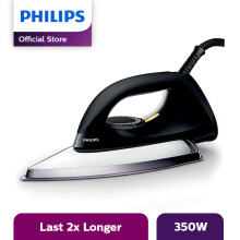 PHILIPS Setrika HD1173/80 - Black