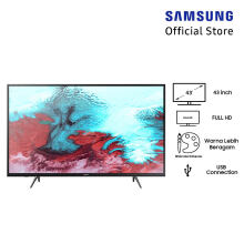 SAMSUNG LED Smart TV 43 Inch FHD Digital - 43J5202