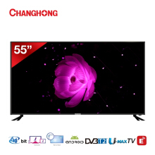 CHANGHONG LED TV L55H5I 55 INCH FULL HD ANDROID SMART TV GARANSI RESMI 3 TAHUNCHANGHONG LED TV L55H5I 55 INCH FULL HD ANDROID SMART TV GARANSI RESMI 3 TAHUN