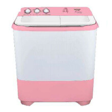 SHARP Mesin Cuci Twin Tub Hijab Series 7.5KG ES-T79SJ-PK Pink