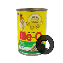 Me-O 400 Gr Cat Sardine In Prawn Jelly (Can)
