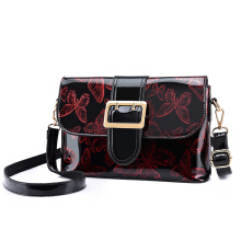 Wei's Fashion Collection Women's Wallet Butterfly Pattern Classic Fashion Wallet Selling Wallet Shoulder Bag B-NVMF1814