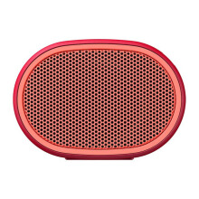 SONY SRS-XB01 Portable Wireless Bluetooth Speaker - Red