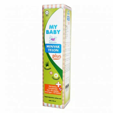 Baby Wang - My Baby Minyak Telon Plus 150Ml