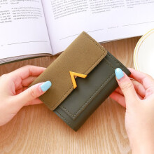 Keness new small wallet female short sectionoff fashion of the personality cute mini wallet