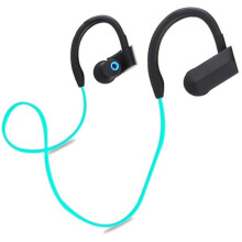 BESSKY Wireless Bluetooth Sports Stereo Headset Headphone Earphone For SmartPhone_