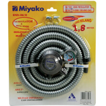 MIYAKO Regulator + Selang RMS 106 M - 1,8M