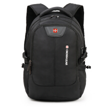 CROSSGEAR Anti Theft Backpack 15.6 Inch Laptop Notebook Men Women Holiday Travel USB Port Backpack School Bag CR-9397I Black