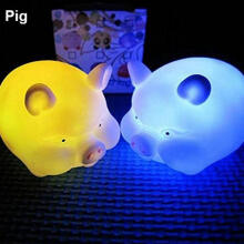 Farfi Children Bedroom LED Lamp Night Light Energy Saving Nightlight Home Decor