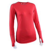 SPECS ASTRANTIA BASELAYER LS W - PAPRIKA RED