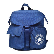 CONVERSE Lifestyle Bag-Wrinkle - Navy [One Size] CONBPS131002