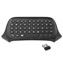 47 Keys Wireless 2.4G Practical Mini Handheld Gaming Keyboard For XBOX ONE S Black