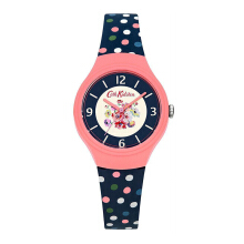Cath Kidston Mallory Bunch Quartz CKL027UP Silicone Ladies Watch