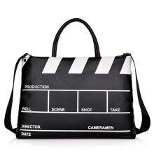 [COZIME] Multifunctional Casual Bag Fashion Travel Shoulder Bag Crossbody Bag Handbag Black1