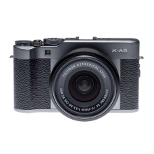 FUJIFILM X-A5 Kit XC15-45mm f/3.5-5.6 OIS PZ - Dark Silver